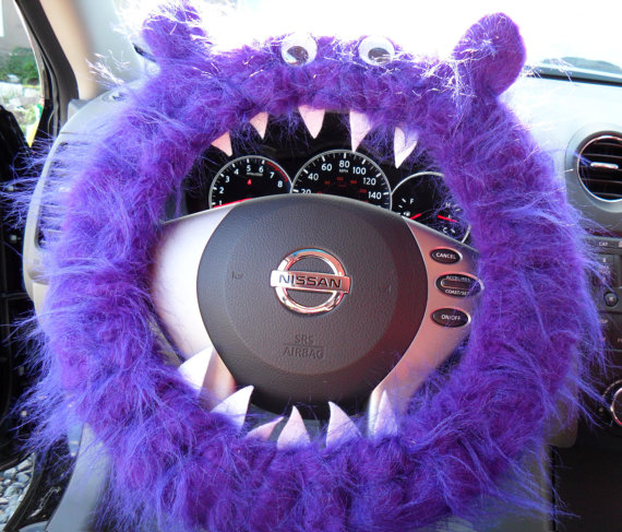 Furry Dice And Steering Wheel Covers Customizing Your Car